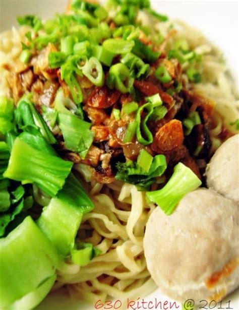 membuat bakso ayam ncc chinese food week ncc mie ayam jamur by may