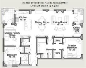 Floor Plans For Building A House by Residential Floor Plans Residential Building Floor Plan