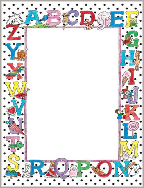 printable alphabet letters to frame alphabet school printable award certificates 8 5x11