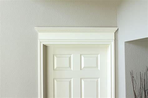 Plain And Fancy Kitchen Cabinets by Making Your Doors Pretty With Molding And A How To