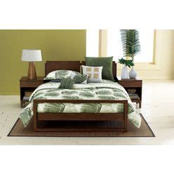 Ty Pennington Bedding Sets Ty Pennington Style Palms Complete Bed Set Collection