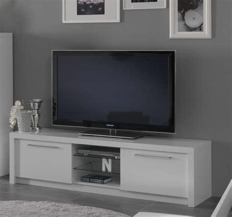Ordinaire Meuble A Chaussures Laque Blanc #8: Meubles-tv-hifi-fano-laque-blanc-blanc-brillant-l-180-x-h-50-x-p-50.jpg