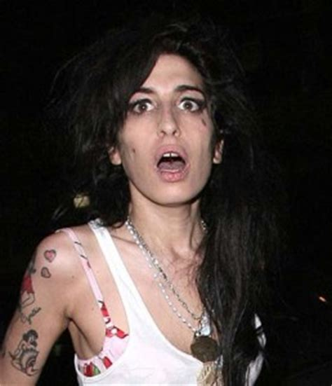 Winehouse Cause Of Detox by Winehouse Dead Of Addiction At 27 Guinevere Gets Sober