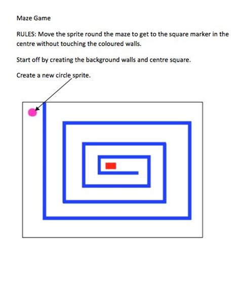 How To Make A Maze On Paper - maze school children and paper on