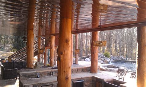 deck ceiling watershed underdeck systems underdecks marietta underdecking atlanta providing underdeck