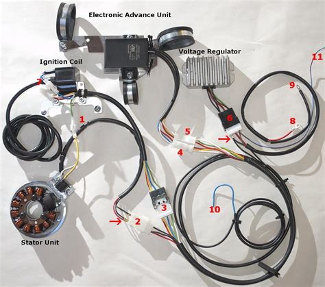 powerdynamo assembly instructions   bmw rrsr