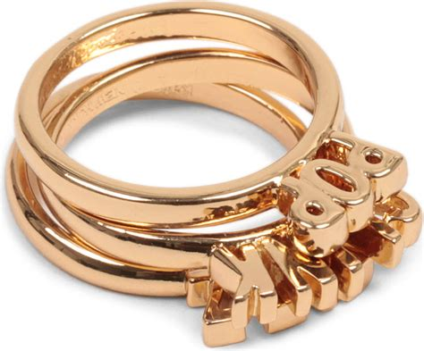 kate spade pop the cork gold ring in gold lyst
