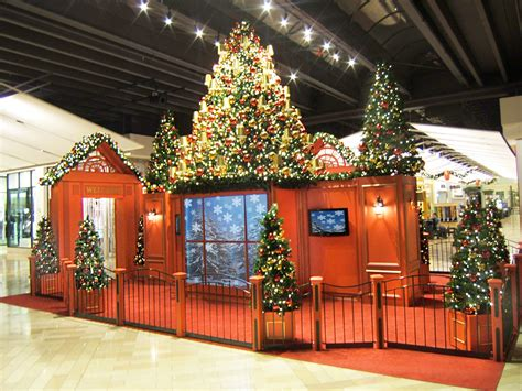 interactive home decorating interactive commercial holiday d 233 cor unveiled by center