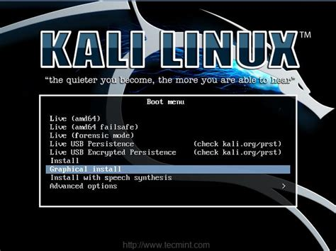 making a kali bootable usb drive kali linux live usb kali linux 1 1 0 released installation guide with