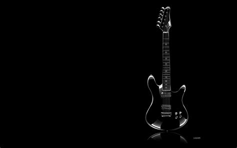 guitar wallpaper black and white hd guitar black backgrounds wallpaper cave