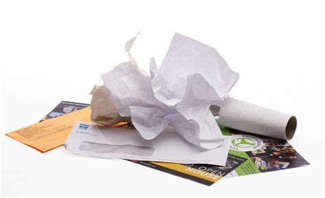 What Can We Make With Waste Paper - what to put in which recycling bin the daily californian