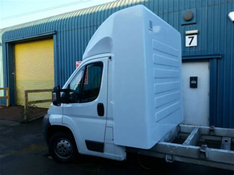 Sleeper Cabs by Ducato Relay Boxer Movano Master Sleeping Cab Attachment