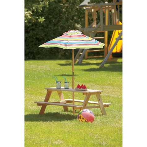 ace hardware picnic table 25 best ideas about picnic table with umbrella on