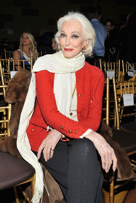 fashions for women age 70 the most stunning models over age 70 whowhatwear
