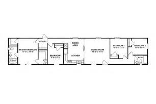 16x80 mobile home floor plans 16x80 mobile home floor plans pictures to pin on
