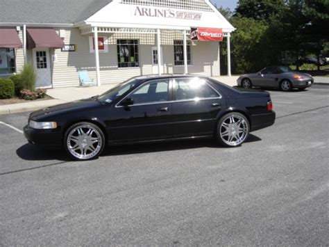 ajk  cadillac seville specs  modification info  cardomain