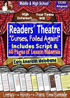 the school of doing lessons from theater master gerald freedman books reader s theater lessons quot curses foiled again