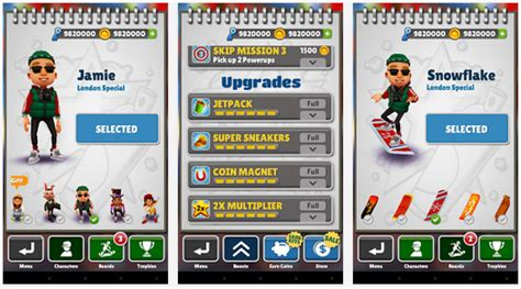 subway surfers mod game for windows phone hack subway surfers london for android