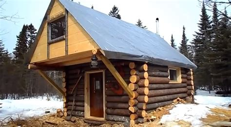 homes for less than 10k 5 amazing tiny houses log cabins 10k grid