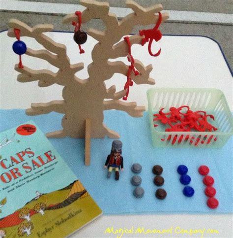 montessori sale quot caps for sale quot montessori style drama some