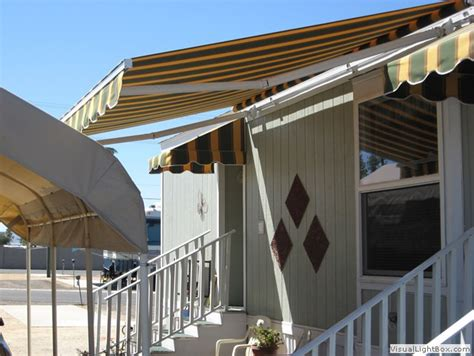 lateral arm awnings lateral awnings shademaker