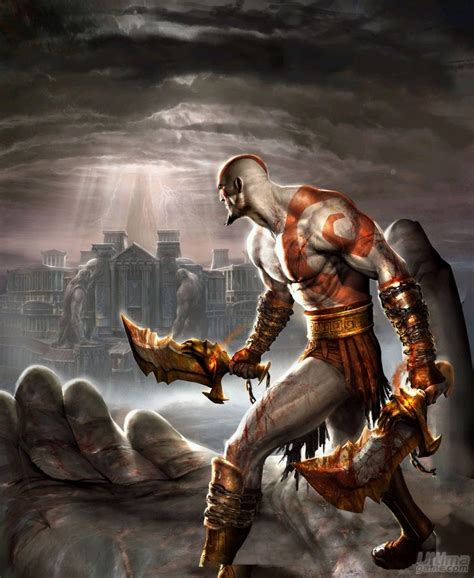 imagenes de kratos wallpaper god of war imagenes de god of war