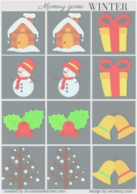 printable memory games for kindergarten seasons memory game free printables preschool