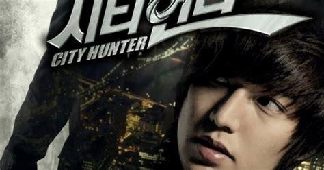 film lee min hoo sub indo city hunter 2011 full episode korean drama bluray 720p