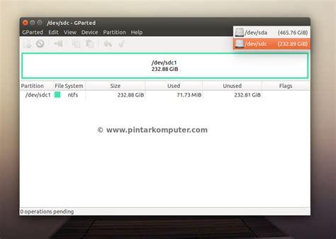 cara format hardisk seperti baru cara membuat menghapus dan format partisi hardisk di