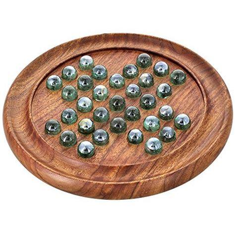giochi da tavolo solitario giochi da tavolo in legno viaggio solitario con biglie di