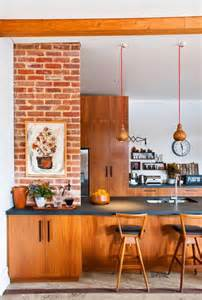 Mid Century Kitchen Design by 39 Stylish And Atmospheric Mid Century Modern Kitchen