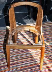 bricolage restauration d une chaise en bois refaire