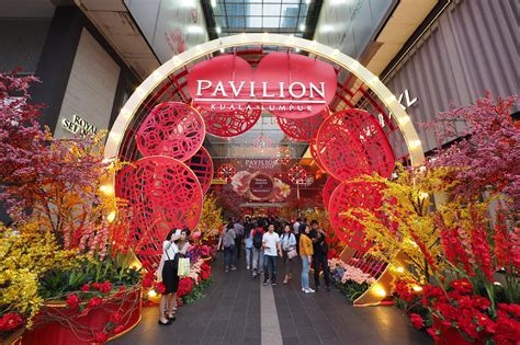 pavilion kl new year 2015 pavilion kl presents quot garden of prosperity quot this