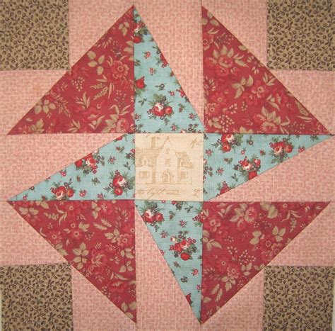 you to see vintage block quilt along by applekrisp