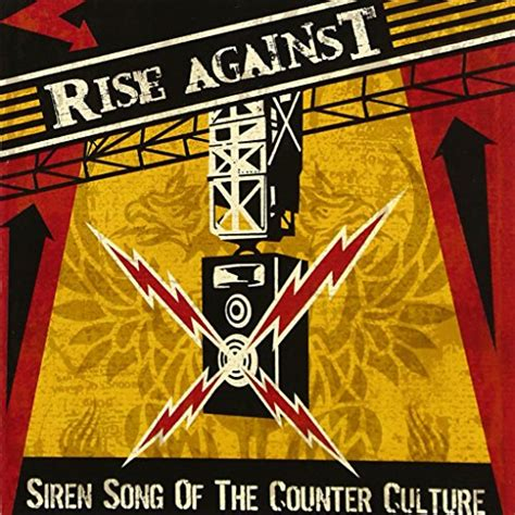 rise against swing life away album siren song of the counter culture rise against