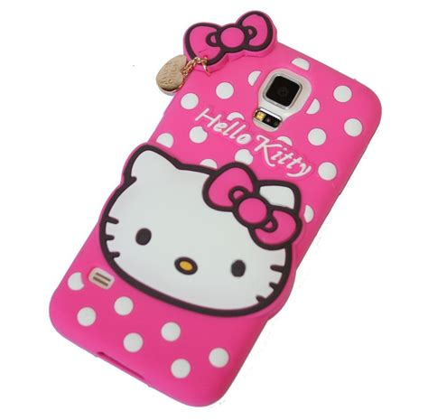 3d Hk Hello Hellokitty Soft Cover Casing Samsung Galaxy J5 for samsung galaxy s5 pink hello soft tpu rubber silicone cover skin ebay