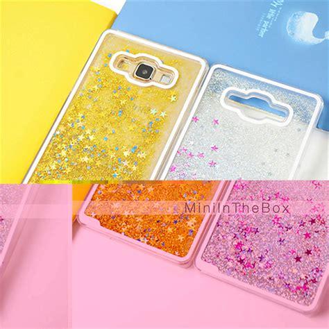 Glitter Pasir For Samsung Galaxy J5 glitter liquid back transparent clear pc cover for samsung galaxy j5