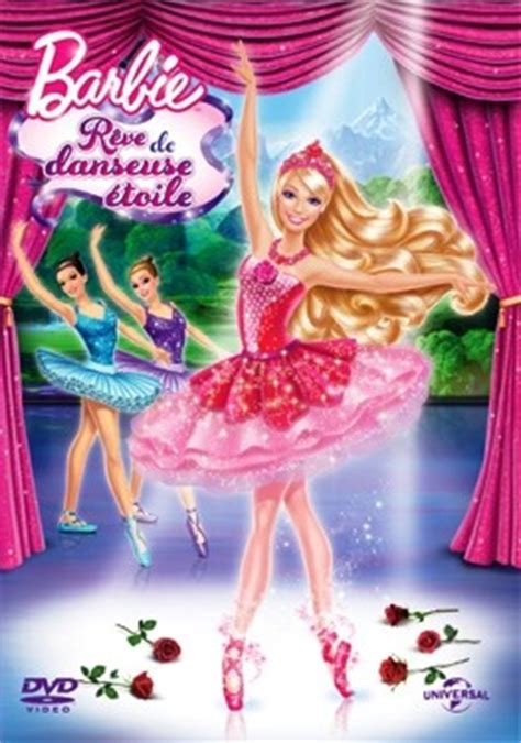 film barbie gratuit en streaming barbie r 234 ve de danseuse 233 toile quot dvd cin 233 ma dessin anim 233 quot