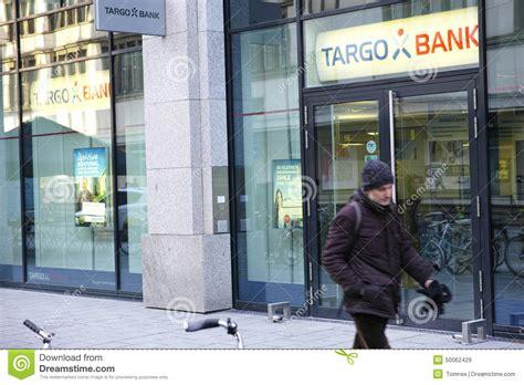 Targo Bank Editorial Stock Image Image 50062429