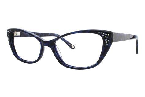 lulu guinness l 884 prescription eyeglasses