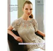 Blusas De Verano En Crochet