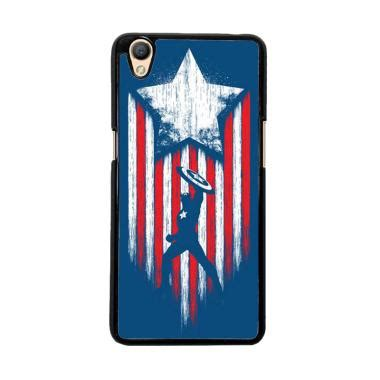 Captain America Y1888 Casing Hp Oppo Neo 9 A37 Rt Custom jual flazzstore captain america blue o0171 custom casing