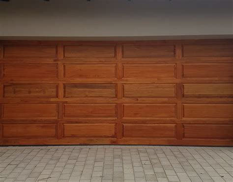 Wooden Garage Doors Garage Door King King Garage Door