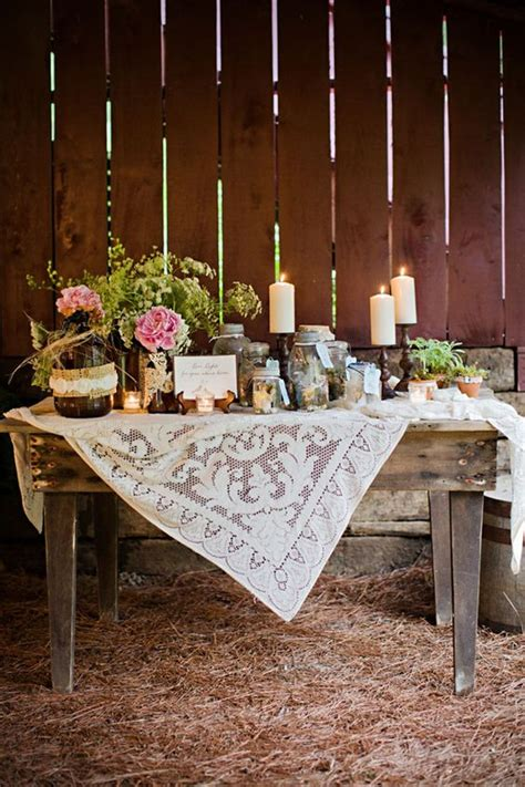tennessee rustic wedding ideas tablecloths wedding and