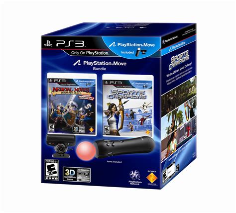 ps3 move sony presents two new playstation move bundles