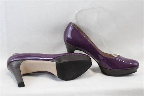 purple high heels for sale salvatore ferragamo high heel shoes in purple patented