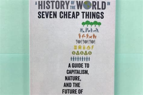 a history of the world in seven cheap things resilience
