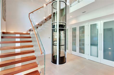 house elevator residential elevator cost pool contemporary with