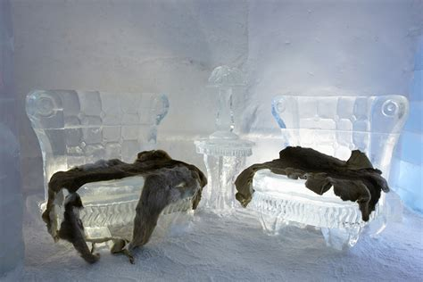 theme hotel de glace the only ice hotel in north america h 244 tel de glace