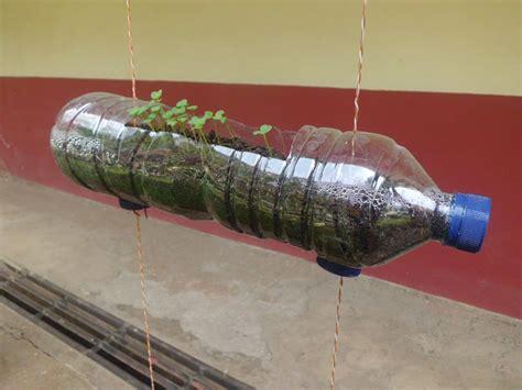 membuat pot gantung  botol plastik bekas oleh arayri